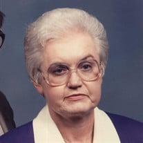 Frances Ellen Crozier Antal