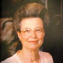 Mrs. Elizabeth Vinson Hampton