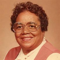 Elizabeth Bullock White