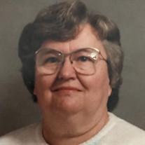 Mrs. Ruth Elaine Sharp