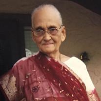 Sudhaben T. Desai