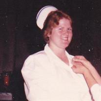 Mary Patricia McArthur McGillvray