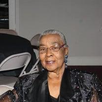 Willie Mae DeLaine Townsend