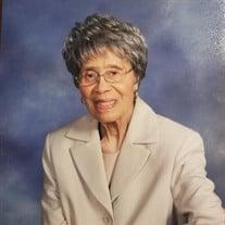 Mrs. Ida Belle Penn Cox