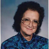 Maria Josephine Parton