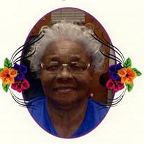 Violet D. Green