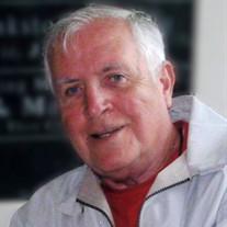 Donald Nicholas Redmond