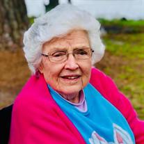 """Mrs. Elizabeth Lee """"Betty"""" Nelson"""