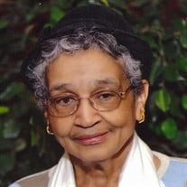 Mrs. Jacqueline Naomi Mickens