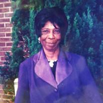 Ms. Florence J. Wilson