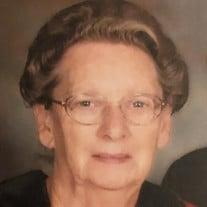Mary Faye Wall