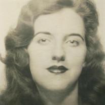 """Beulah Jean Bowman """"Jeannie"""""""