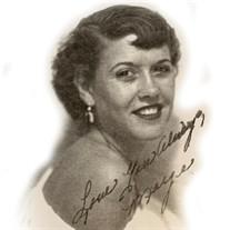Margaret Elizabeth Hankin Townsend