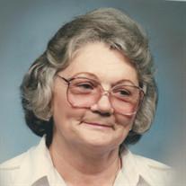 Mrs. Eatherree Rast