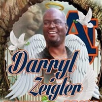 Mr. Darryl Germaine Zeigler