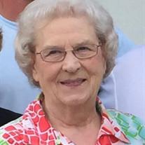 Hazel Alene Osborne