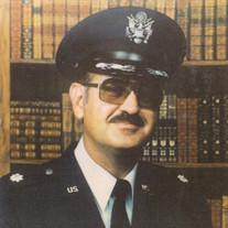 Jerry Holtz, Lt. Col. USAF (Ret.)