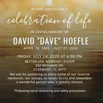 HAROLD DAVID HOEFLE