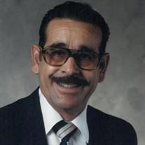 """Jose Agapito """"Pete"""" Ortega"""