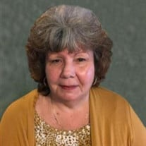 Judith Marie Wolfenden
