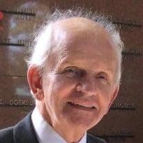 """William """"Rev"""" """"Bill"""" C. Schraer"""