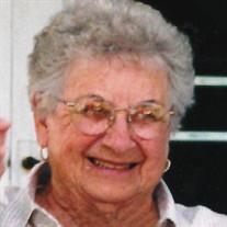 Elsie M. (Reustle) Hallas