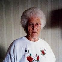 Frances Geraldine Wyatt