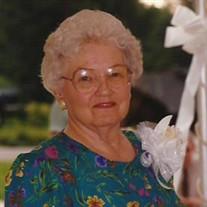 Mrs. Ruth Jane Carroll Horn