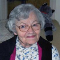 """Gertrude """"Trudy"""" Charlotte Broghamer"""