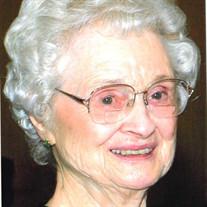 Arlene Simmons DeLange
