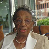 Mrs. Margaret Jenkins Branch