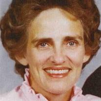 Carolyn Jane Thomas
