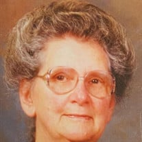 Betty Jean Burress Holmes
