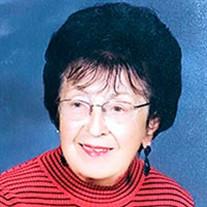 Mrs. Nancy Elizabeth Allison