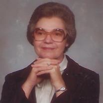 Alice Catherine Gossett