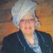 Ms. Mamie Ella Stewart