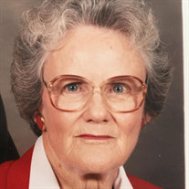 Mary Doris Ollett