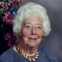 Doris Evelyn Graessle