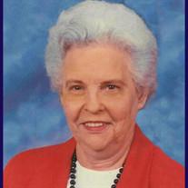 Mrs. Jessie Vene Suggs