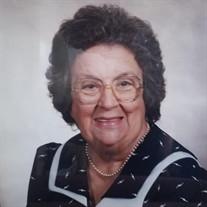 """Minna Marjorie """"Margie"""" Cothran"""