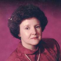 Mrs. Nora Ann Nikolic