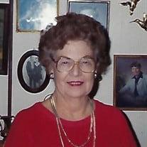 Mrs. Opal Jean Stewart