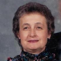 Agnes Elizabeth Johnson