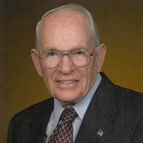 Mr. Alfred James Blue