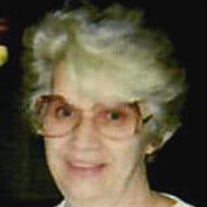 Nancy J. McElroy Steban