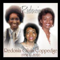 Redonia O. Coppedge