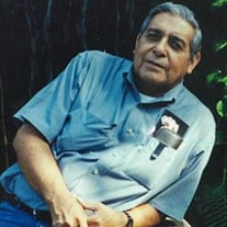 Deacon Gilberto G. Salazar
