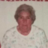 Betty Mae Eason Wiggs