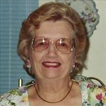 Nannie Mae Green