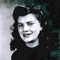 Betty-Jean Stranagan Shaylor Benge